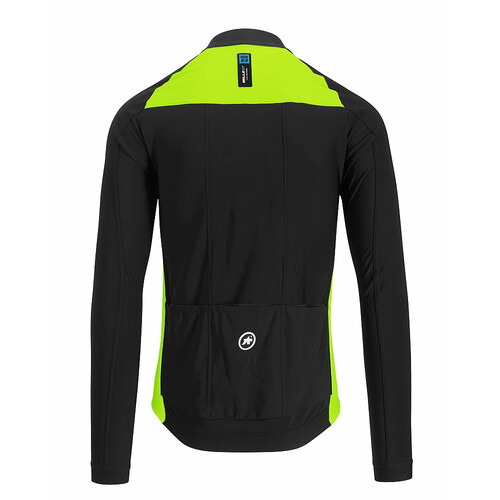 Assos Mille GT Winterjacke visibility green