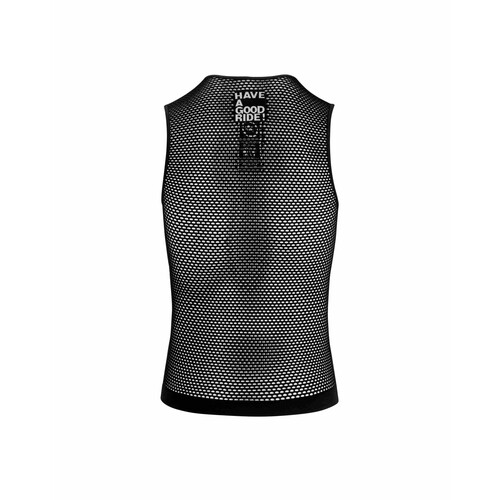 Assos Skinfoil NS Summer Base Layer black