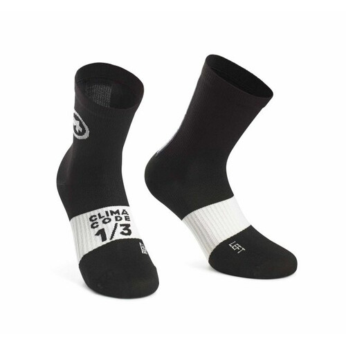 Assos Summer Socks black